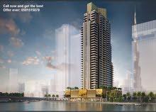 شقه غرفة وصاله - دبي دقيقه بجوار برج خليفه  Dubai - 1 Bedroom Exceptional Location