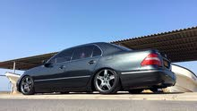 Lexus LS car for sale 2004 in Sohar city