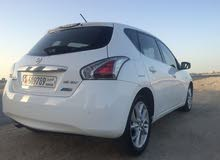Nissan tiida 1.8L 2014 model for sale