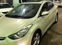 2012 Used Elantra with Manual transmission is available for sale