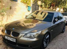 Available for sale! 0 km mileage BMW 525 2004