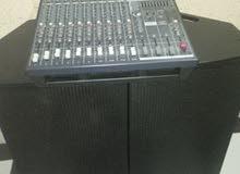 sonorisation yamaha amplifie et 2 baff nouveaux