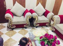 A Sofas - Sitting Rooms - Entrances Used for sale directly from the owner