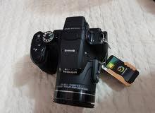 كامره نيكون B700 تصوير 4K جديدة ما مستعملة