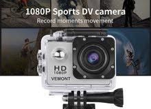 كاميرة تصوير المغامرات FULL HD