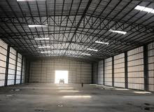 لايجار مخزن 3000 متر مرخص مطافي يصلح جميع الأنشطة التخزينية الشويخ