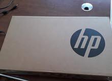 جهاز لاب توب hp جديد