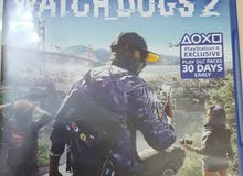 ps4 watch dogs 2 good cd