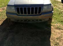 Grey Jeep Grand Cherokee 2002 for sale