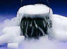 ثلج جاف Dry Ice