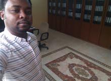 محاسب سوداني خبرة ممتازة في الحسابات