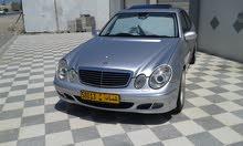 E240   موديل 2004