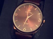 للبيع ساعة اصلية جديدة