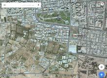 قطعة ارض 500 متر للبيع داخل حي الدولار