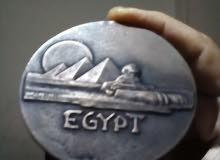 ميدالية تذكارية للملك فاروق الأول