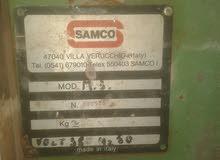 6 آلات نجاره يعني ورشه كامله صناعة ايطاليه أصليه ماركة SAMCO