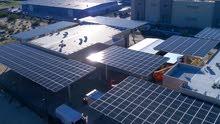 تركيب وتوريد الطاقة الشمسية