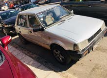 Daihatsu Charade car for sale 1986 in Amman city
