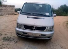 Mercedes Benz Vito 1999 For sale - Grey color