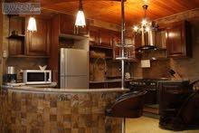 رقم العرض ( 6731 )  شقة سوبر ديلوكس فارغة او مفروشة في منطقة ام اذينة 3 نوم مساحة 170 م²