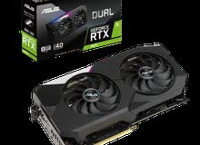 Asus Dual Geforce RTX 3070 8GB GDDR6 - Brand New (Without Box)