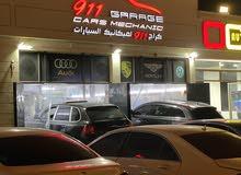 كراج 911 لمكانيك السيارات في مدينة العين