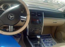 Mercedes benz b200 model 2007