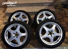 18 inches mercedes wheels