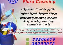 Flora Cleaning