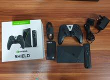 Used Nvidia shield TV in box (2017 Version)