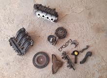 قطع غيار مستعملة لسيارةRenault symbole