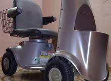 كرسي كهربائي لكبار السن  ولذوي الإعاقه