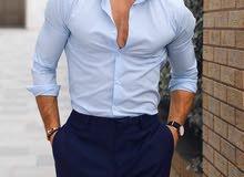 قميص رجالى كلاسيك