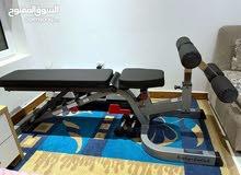 للبيع كرسي bodysolid بحاله ممتازه جدا