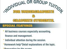 Offering tuition to  Individial or Group.