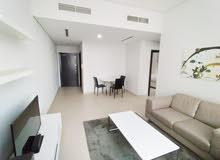 شقة مفروشة مع مرافق مبنى فخمة ( شامل بدون لمت)