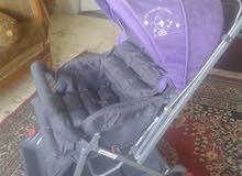 عربة اطفال ماركة gomaa