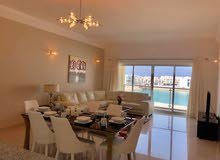 2 BR FF Apartment  in Amwaj Island For Rent