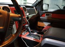 Ford Raptor 2011 For sale - Red color