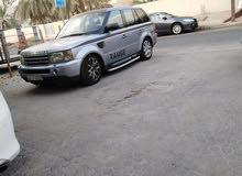 Gasoline Fuel/Power   Land Rover Range Rover HSE 2008