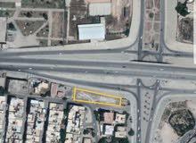 قطعه ارض للبيع فى طرابلس القرجى على الريسى 1500  متر