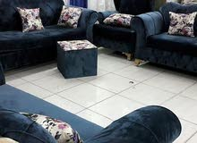 For sale Sofas - Sitting Rooms - Entrances that's condition is New - Jazan
