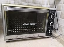 Elekta 46 liter electric oven with fan and all accessories for sale