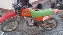 دراجة من نوع ترل