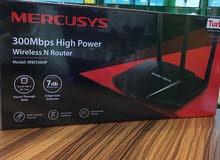 راوتر MERCUSYS نوعيه جديدة قوي جدا من ثلاثة أنواع الأسعار بالوصف
