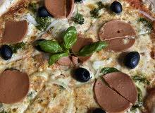 شيف بيتزا ومعجنات