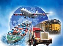 خدمات استيراد و تصدير و نقل بتجزئه من سوريا