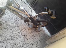 دراجه BMX اصليه ايطاليه عجلاتها جدد والله شاراها بي 450