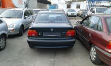 Gasoline Fuel/Power   BMW 520 1998