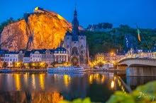 خدمات تأشيرة شنغن بلجيكا